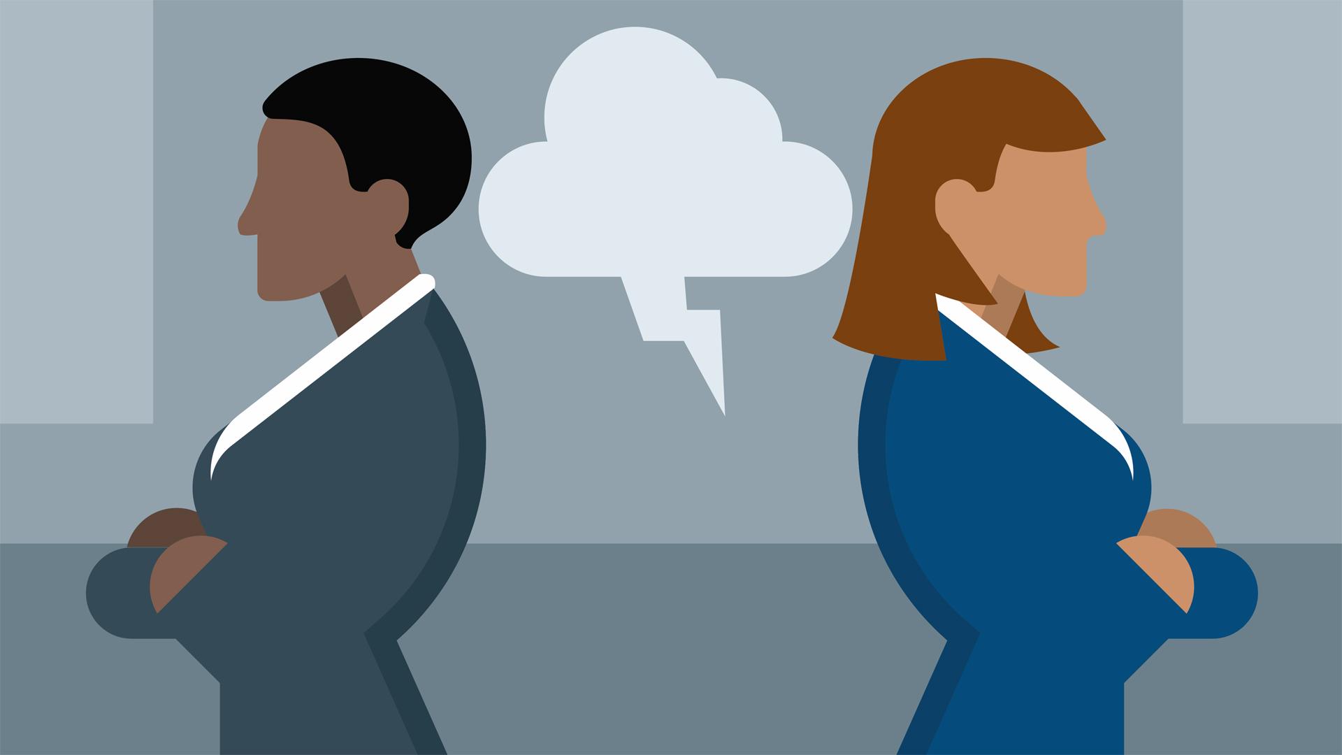 4 façons de mal gérer un conflit en tant que manager - Aptitudes RH