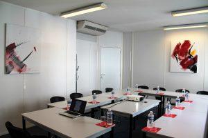 Salle formation Aptitudes RH - RH, management, paie